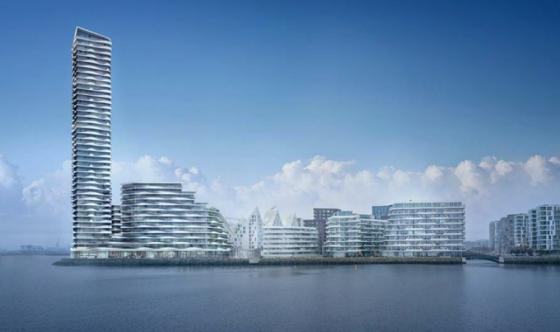 JCI Arosia afdelingsmøde september - Valgforsamling samt besøg på Aarhus Ø